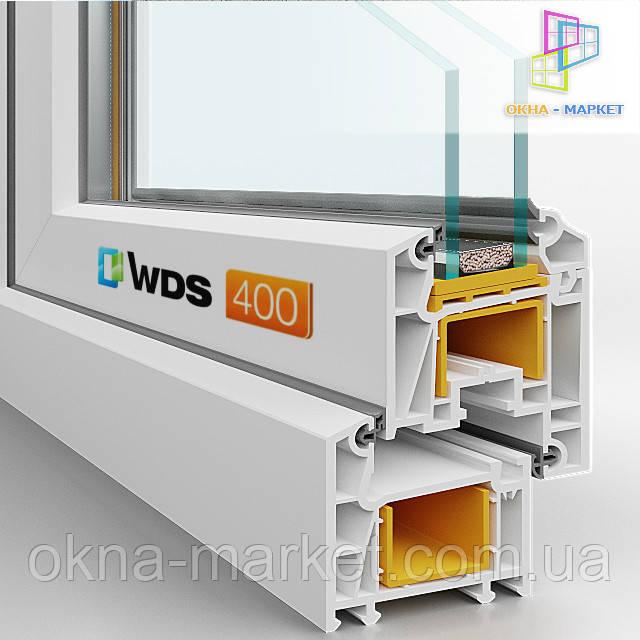 Пластиковые недорогие системы WDS 400