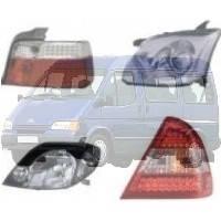 Приборы освещения и детали Ford Transit Форд Транзит 1991-1994