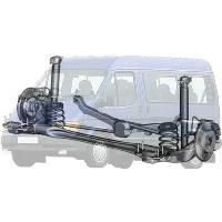 Детали подвески Ford Transit Форд Транзит 1991-1994