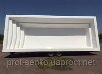 Бассейн композитный стеклопластиковый изготовление - nimbus в Днепре