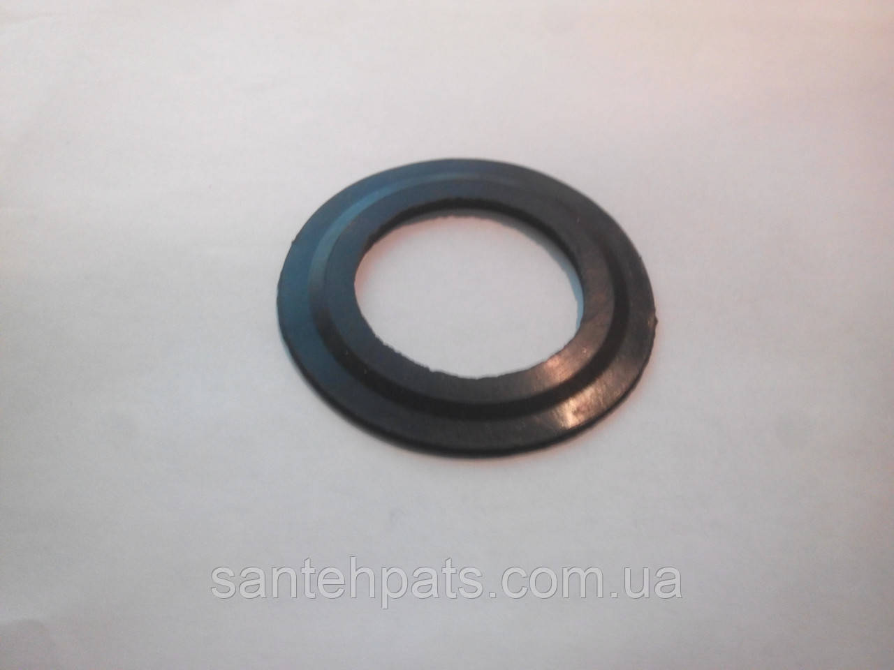 Мембрана арматуры бачка унитаза 58х31,5х3 мм