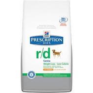 Hills PD Canine R/D (Хиллс) Ожирение, Снижение веса, 1,5 кг