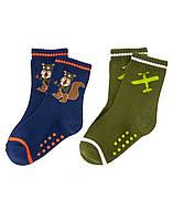 Носочки для мальчика (2 пары).  2-3 года
