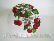 Тарілка для других страв № 9 Вишня в цвіту 230 мм