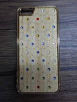 Чехол-накладка Wood Diamond Cover iPhone 5 Scale