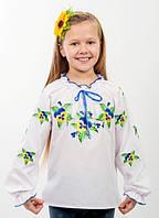 Сорочка для дівчинки  машинна вишивка №0195