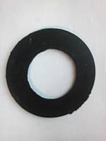 Мембрана арматуры бачка унитаза 67х38х2 мм