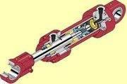 Гидроцилиндр подьема кузова FC149-3-04270-000A-K0343 FAW 3252