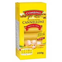 Макароны Combino Cannelloni 250г твердые сорта пшеницы