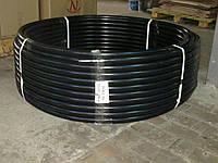 Труба STR ПНД d 25 -2,3 мм(10 атм. черная)
