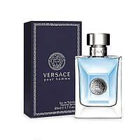 Мужская туалетная вода Versace Pour Homme New (стильный, современный, освежающий аромат)