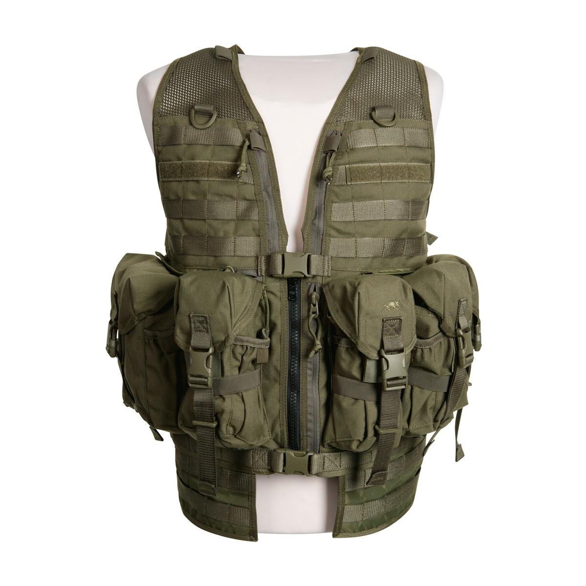 Разгрузочный жилет TASMANIAN TIGER TT Ammunition Vest  olive - Интернет-магазин Джиг-Джиг в Киеве