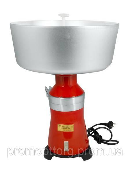 Сепаратор для молока «Мотор Сич СЦМ – 100 - 18» алюминиевый