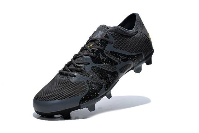 Кроссовки  Adidas X 15.1 FG Black Оригинал. кроссовки, кроссовки