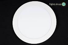 Встраиваемый LED светильник 18 Вт (круг)