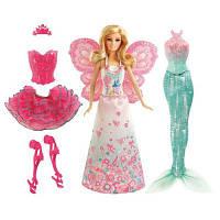 Принцесса Барби в сказочных костюмах серии Миксуй и комбинируй