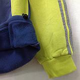 Теплая мужская толстовка Adidas, фото 7