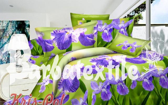 Комплекты постельного белья (сатин - 100% хлопок)