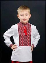 Вышиванка детская для мальчика мужская ТМ Два Кольори 0113