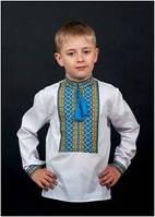 Вышиванка детская для мальчика мужская ТМ Два Кольори 0117