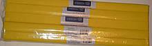 Гофрированная бумага желтая № 4  Interdruk