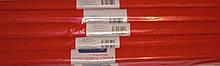 Гофрированная бумага красная № 7  Interdruk