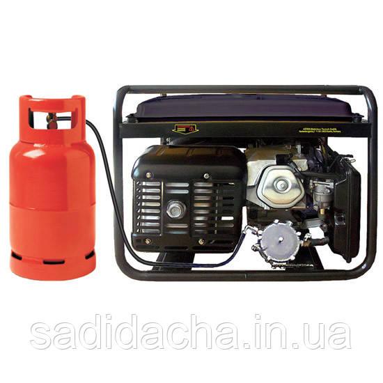 Газовый модуль для работы двигателя на газу