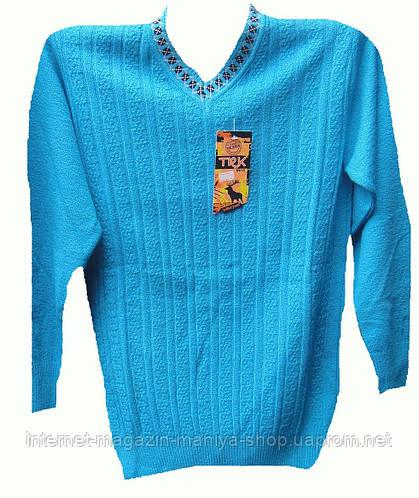 Мужской пуловер  турция