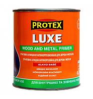 Грунтовка алкидная антикоррозийная для дерева и металла Luxe