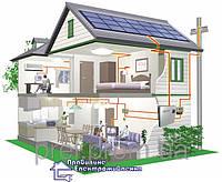 Сонячний комплект «Зелений тариф» 10 кВт*год