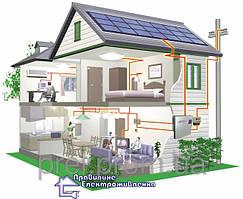 Сонячний комплект електростанції «Зелений тариф» 10 кВт
