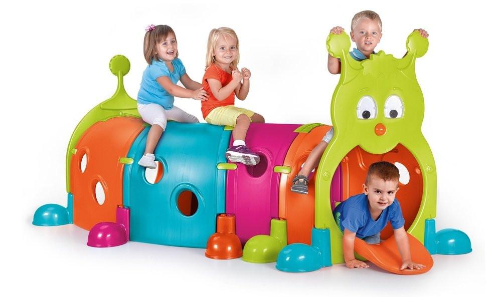 Детский игровой туннель Feber Gus, размер 170*100*61 см