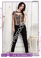 "Женская пижама Shirly 2509 ""Питон"", костюм домашний с брюками"