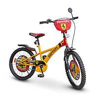 """Детский 2-х колесный велосипед 18"""" 111808, фото 1"""