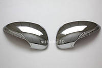 Mercedes S W221 Накладки на зеркала (Abs хром.) 2 шт.