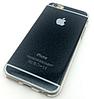Чехол силиконовый черный хамелеон для Iphone 6/6S