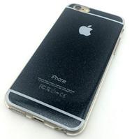 Чехол силиконовый черный хамелеон для Iphone 6/6S, фото 1