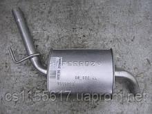 Глушитель Ferroz 06021 (357253409K) на VW Passat год 1988-1997