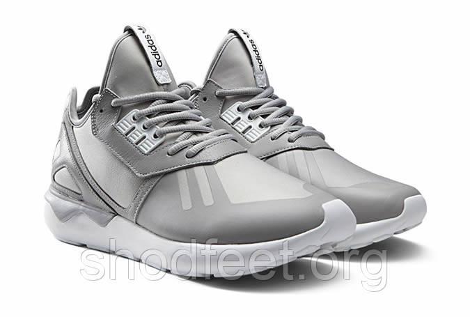 Мужские кроссовки Adidas Tubular Grey