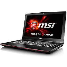 Ноутбук MSI GE62 6QC-020XPL Apache (GE626QC-020XPL) RAM:8GB, фото 3