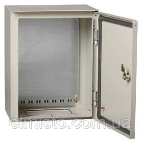 Бокс монтажный герметичный 600-400-200 IP54 уличный металлический