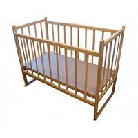 Кровать КФ простая с опусканием и качалкой