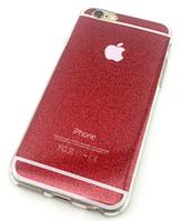 Чехол силиконовый Бардовый для Iphone 6/6S, фото 1