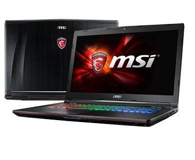 Ноутбук MSI GE72 6QF-019XPL Apache Pro (GE726QF-019XPL) RAM:16GB + 120GB M.2, фото 2
