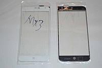 Оригинальный тачскрин / сенсор (сенсорное стекло) для Meizu MX3 (белый цвет, чип Synaptics) + СКОТЧ В ПОДАРОК