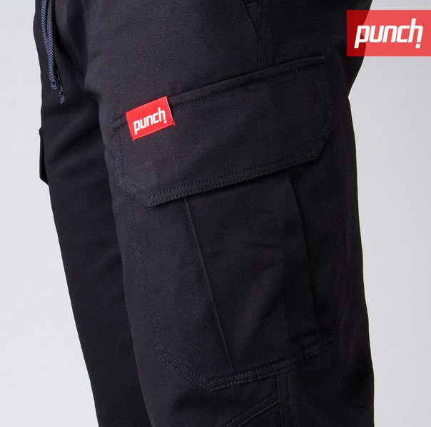 ... Тёплые брюки карго мужские Punch Cargo Winter Rush e8eb985495cff