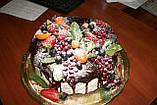 Торт на заказ Экзотик-Рустик, фото 2