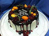 Торт на заказ Экзотик-Рустик, фото 3