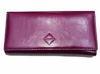 Кошелек Gosseor DW-115 фиолетовый женский из искусственной кожи