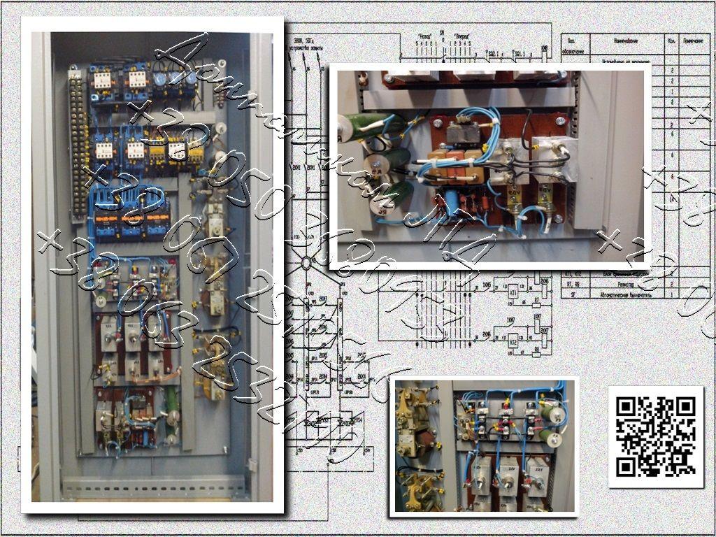 Б6505 (ИРАК 656.151.008) контроллер передвижения крана с импульсно-ключевым управлением